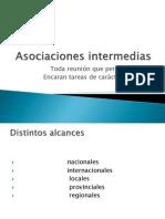 Asociaciones intermedias
