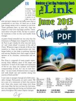 June 2013 LINK Newsletter