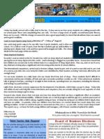 Newsletter 30.05.13