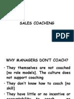 Sales Coaching Presentation