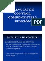 TOPOLOGÌA DE VÀLVULAS DE INSTRUMENTACIÒN