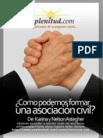 Como Formar Una Asociacion Civil
