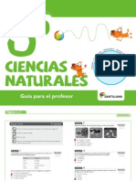 SIMCE 4° NATURALEZA 2013