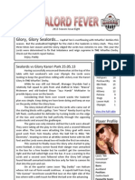 Sealord Fever 2013 Issue Eight