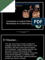 presentacion instituto