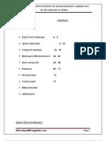 aprojectreportonastudyoneffectivenessofadvertisementcarriedoutbybigbazaar-120808223409-phpapp01