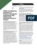 USDA FAQ