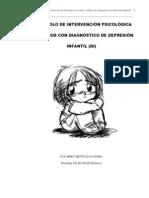 depresion en niños