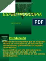 Espectroscopia basico
