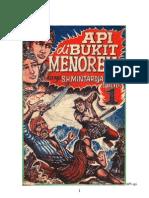 API Dibukit Menoreh Buku 01