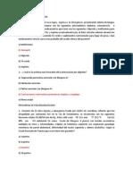 Preguntas de Toxicologia y Plt 2013 Unmsm