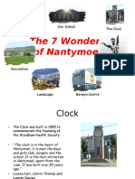 The Seven Wonders of Nantymoel