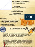 Liderazgo Natural y Formal f.s