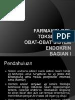 Obat-obat Sistem Endokrin