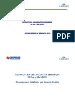 CORPOELEC Organigramas Actualizados Mayo 2010 Solo Estructura