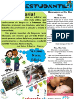 Jonal Escolar - Olhar Estudantil Maio-2013
