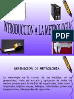 U1. Instroduccion a La Metrologia