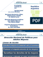 Experiencia en Argentina (1)