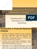 A Framework for Financial Statement Analysis