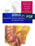 002 Apendicitis Aguda