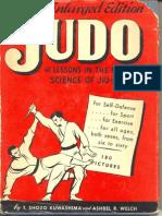 Judo 41 Lessons in the Modern Science of Jiu Jitsu - 1938