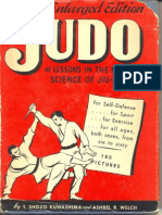 Judo 41 Lessons in the Modern Science of Jiu Jitsu - 1938