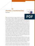07.Conflicto. Transformacion y Gestion