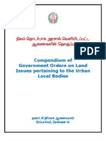Compendium for Land