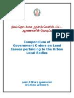 Compendium for Land
