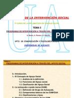 Tema 5 Apoyo Social