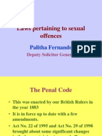 sexual offences
