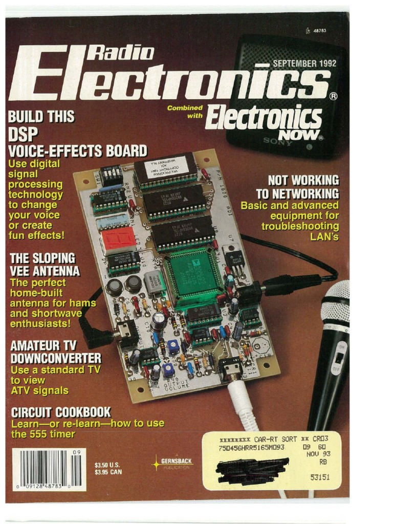 Re 1992 09 Electronic Engineering Media Technology View Topic Rigging Up Some Spdt Momentary Switches For Windows