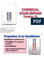CH16 Chemical Equilibrium