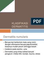 Klasifikasi Dermatitis
