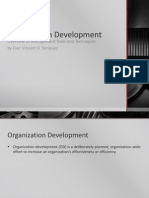 Organization Development and Total Quality Management