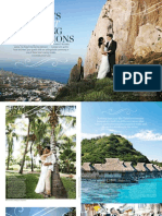 """World's Sexiest Wedding Destinations"""