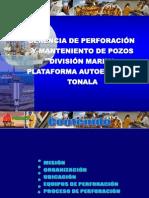 Presentacion Tonala Pozo Zaap30 a 07 SEPT-2007