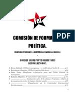 FORMACIÓN_dirección política y partido