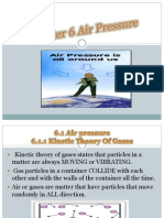 F2 Science Chapter 6 Air Pressure