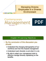 Managing Diverse