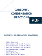 CARBONYL CONDENSATION REACTIONS 2 (10 Mei 2013).ppt