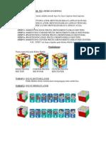 Solusi Kubus Rubik 3x3 Step O-o-p-p-o Tl Puzzle