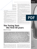 000279 the Turing Test the First 50 Years