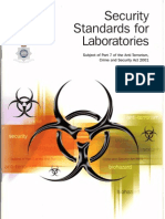 DH Security Standards for Laboratories