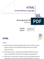 Pertemuan 2 - HTML Basic Tag