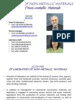LABORATORY OF NON-METALLIC MATERIALS.pptx