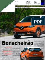 """RENAULT CAPTUR 1.5 dCi NA """"AUTO FOCO"""""""