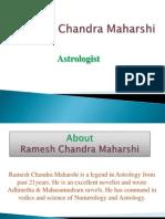 Ramesh Chandra Maharshi