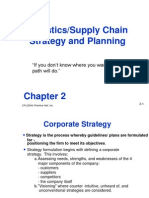 Ballou02 Logistics Supply Chain Strategy and Planning