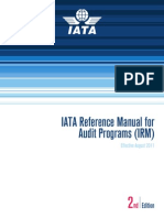 IATA Reference Manual for Audit Program_ed2_ aug_2011